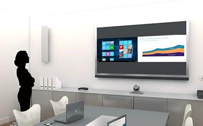 Interactief display