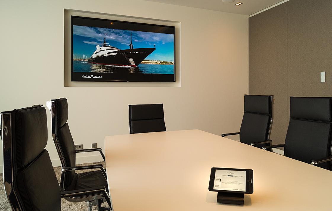 Oceanco boardroom 1