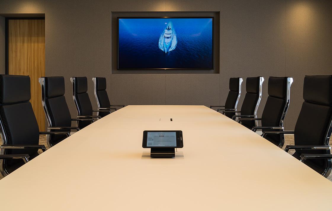 Oceanco boardroom 2