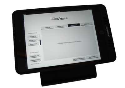 Oceanco iPad