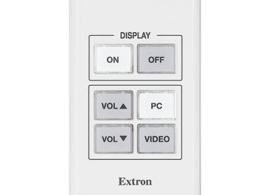 HUDDLE ROOM - Extron MLC55