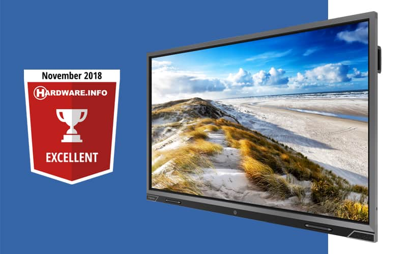 Excellent Choice Award Prowise Touchscreen