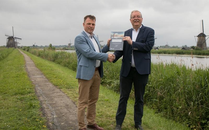 AENC steunt Werelderfgoed Kinderdijk als regionale sponsor