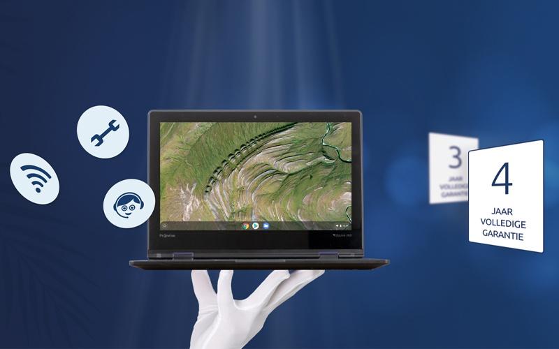 Zomeractie Prowise Chromebooks EduLine