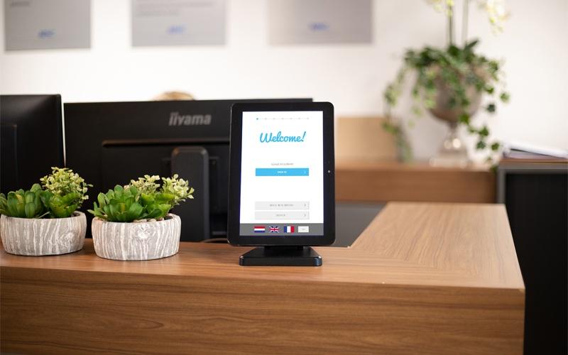 Hoe efficiënt is de digitale receptie?