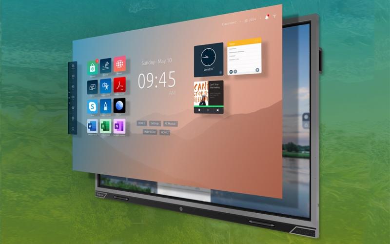 Vanaf nu wordt het touchscreen je digitale thuis